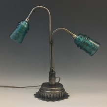 Double Insulator Lamp
