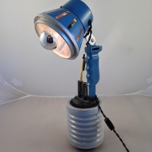 """Ol' Blue"" Desk Lamp"