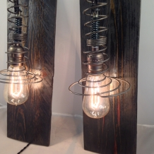 Reclaimed Wall Sconces
