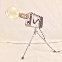 The Reel Deal 8mm Camera Lamp